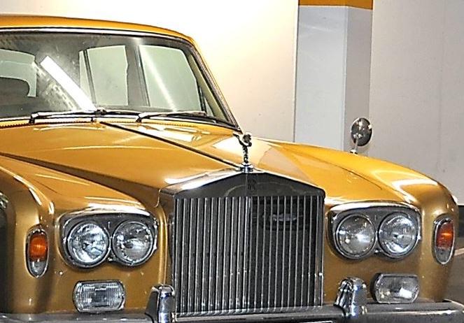Rolls Royce Silver Shadow - Für mehr Infos auf das Bild klicken